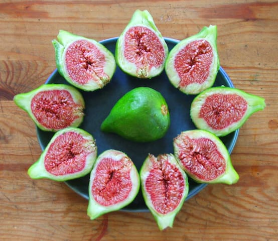 Figs from our orchard