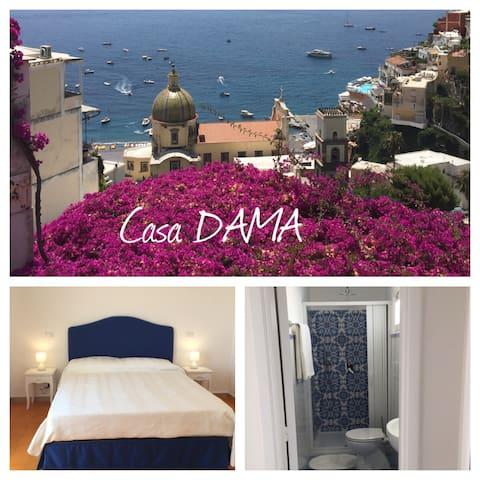 B&B CASA DAMA blue - Positano - Bed & Breakfast