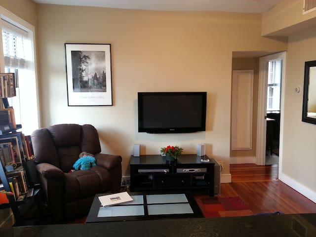 Charming Beacon Hill 1+ BR Condo - Boston - Apartamento