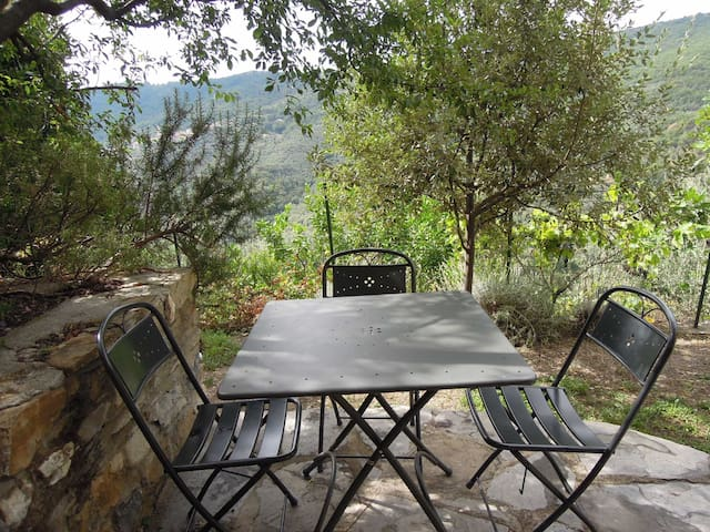 Lavanda's home: gorgeous house 20 min from Riviera - Pietrabruna - Σπίτι