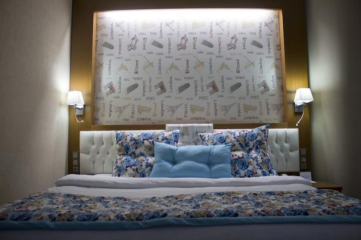 Adana Yol is Holiday Bed & Breakfast