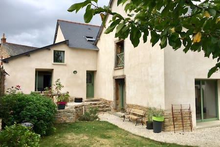 Maison à la campagne à 15 km de Rennes - Chasné-sur-Illet