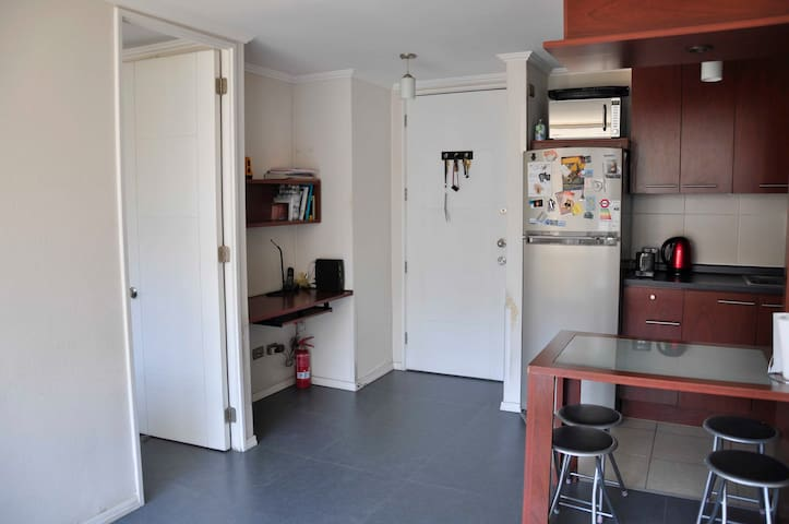 Nice apartment in Santiago Downtown - Santiago - Appartement