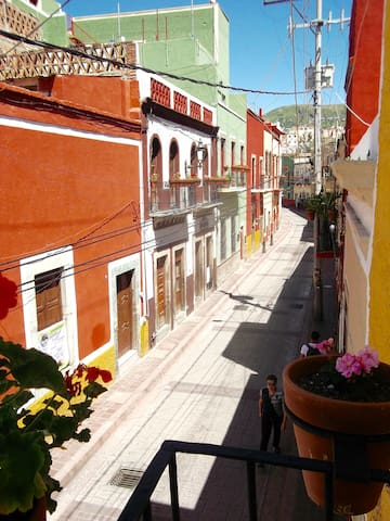 Charming Apartment in Historic Center - Guanajuato - Leilighet