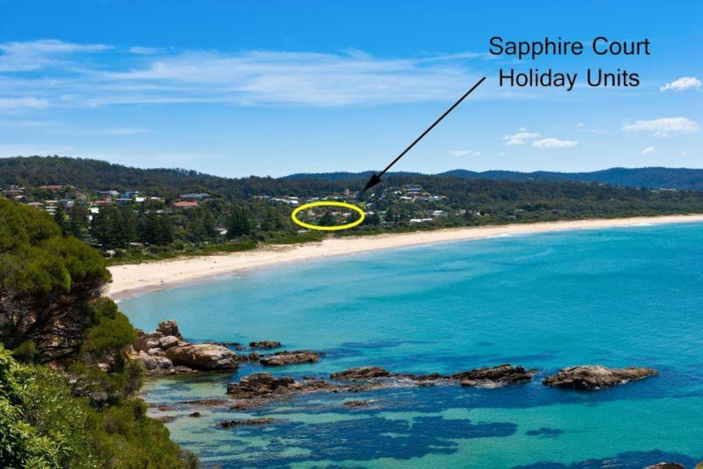 Safest beach in NSW