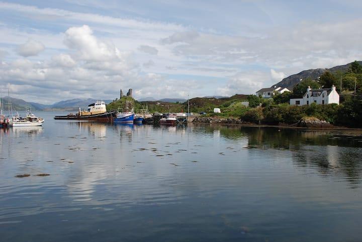 Moyle Cottage-Kyleakin-Isle of Skye