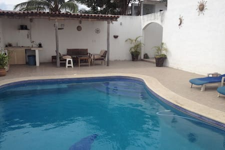 Bed & Breakfast with private-pool - Ixtapa