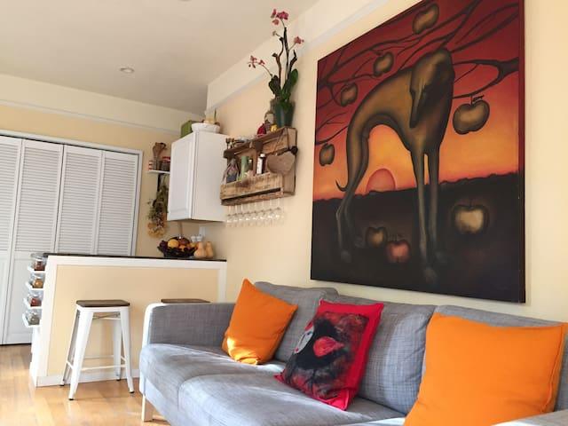 Rustic  garden cottage - Kensington - Apartment