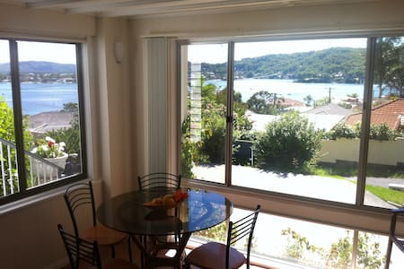 Water View Apartment - Blackwall - Daire