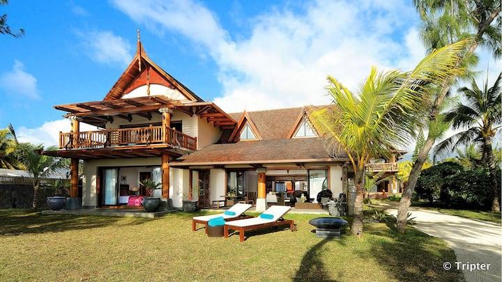 Tisan 5BR & Alsan 3BR Luxury Villas (18 People)
