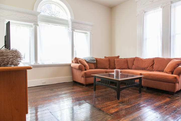 Spacious Rittenhouse Luxury Suite  - Philadelphia - Apartment