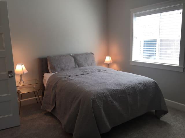 2 nd floor bedroom