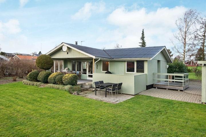 Splendid Holiday Home in Jutland Denmark with Terrace