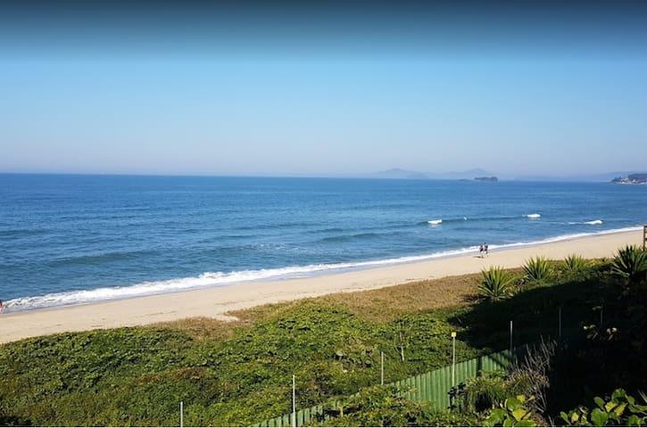 House in Front of the Beach - Barra Velha - Brazil
