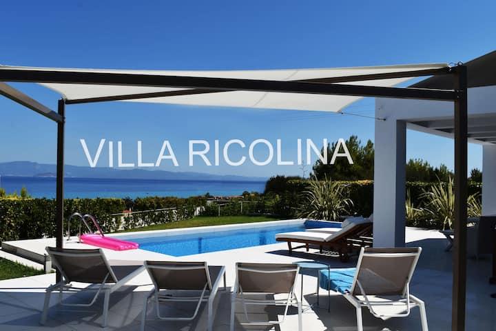 Villa Rikolina, 3 bedrooms, private pool