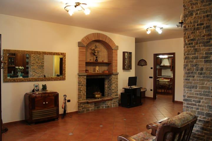 Beautiful Mansion - Giffoni Sei Casali - Vila