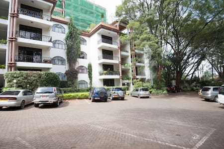 Cosy Westlands Apartment - Nairobi - Lakás
