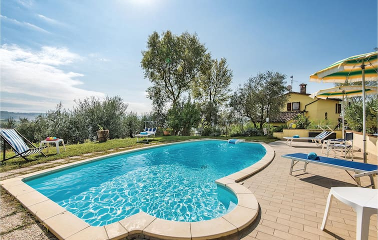 Holiday cottage with 2 bedrooms on 100m² in Lugnano in Teverina