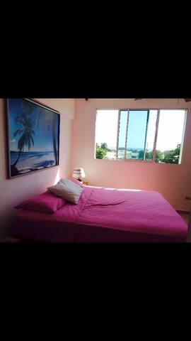 Apartamento Amueblado zona UASD - Santo Domingo - Leilighet