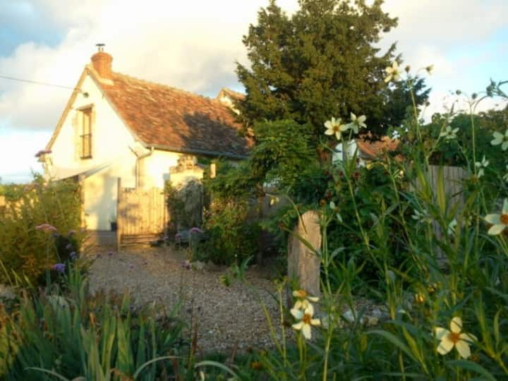 Loire Valley rural home base, escape the city.