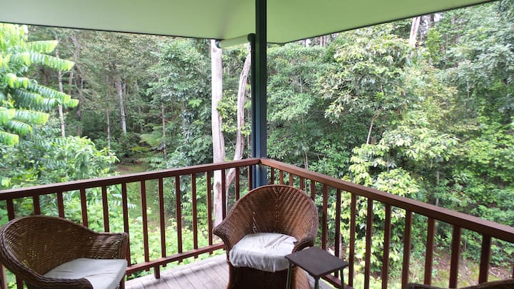 Ready Room in Kuranda Rainforest
