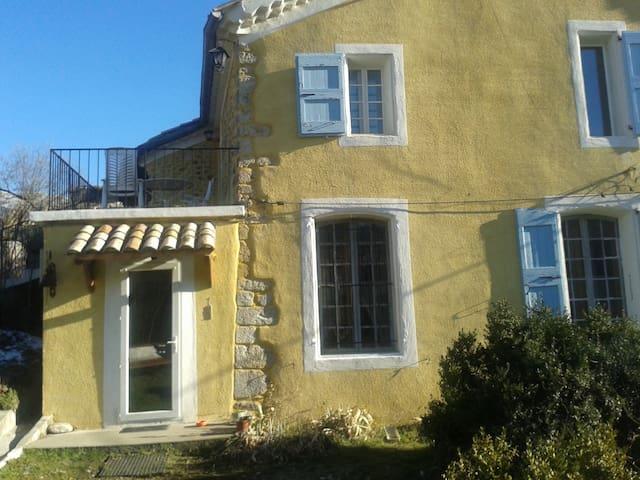 Maison seigneuriale château Nibles - Nibles - Rumah