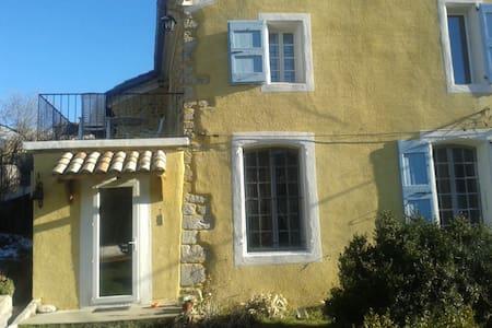 Maison seigneuriale château Nibles - Nibles