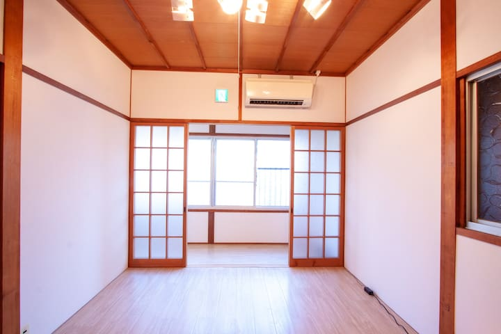 Tarbo's House Surugamachi : 7mins from JR Nara st.