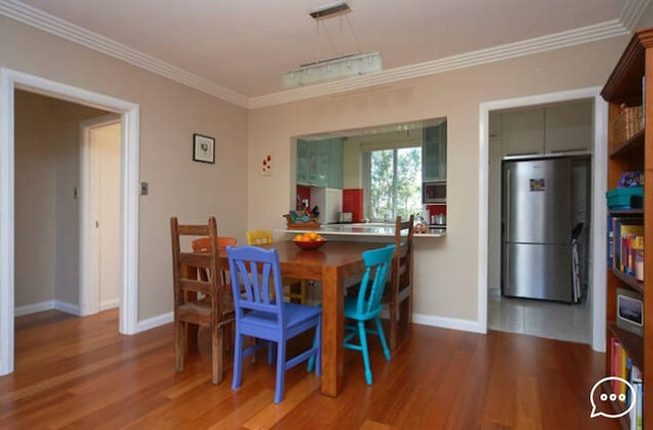 Calm, comfortable and convenient! - Hunters Hill - Apartment