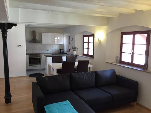 Historisches Schmuckstück - Nürnberg - Apartment