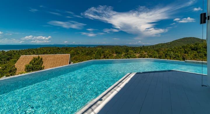 Best Seaview Villa of Koh Phangan