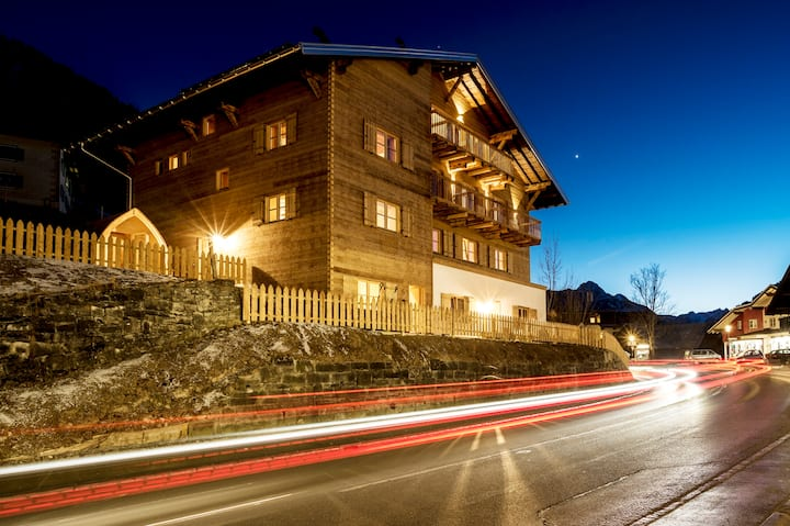 alpen select lodge kleinwalsertal