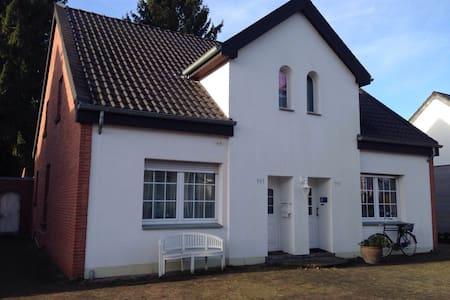 Charmant huis, 2 slpk + ruime tuin. - Kleve