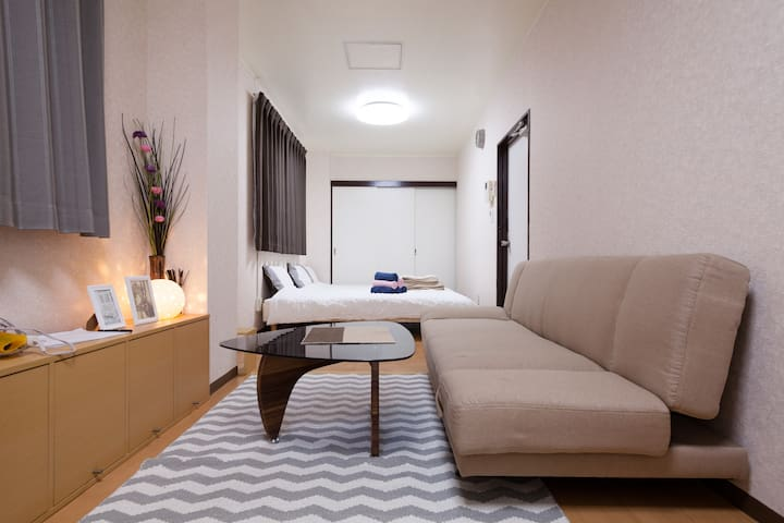 Large Room in the Heart of Tokyo 3