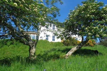 Aird Hill B&B - Mountain Room - Badachro, Gairloch