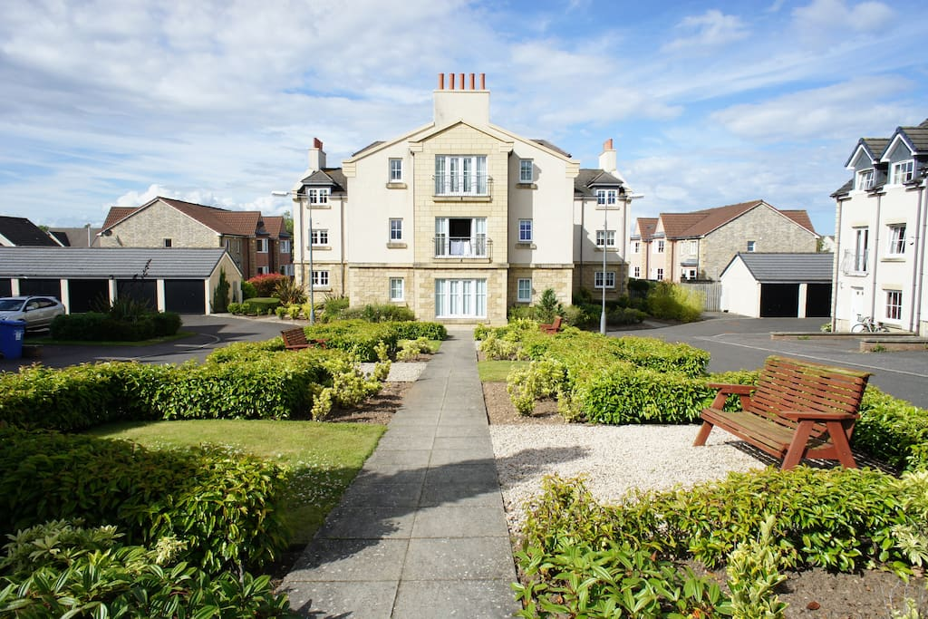Stunning apartment in St. Andrews, five minutes drive to the world famous Old Course.