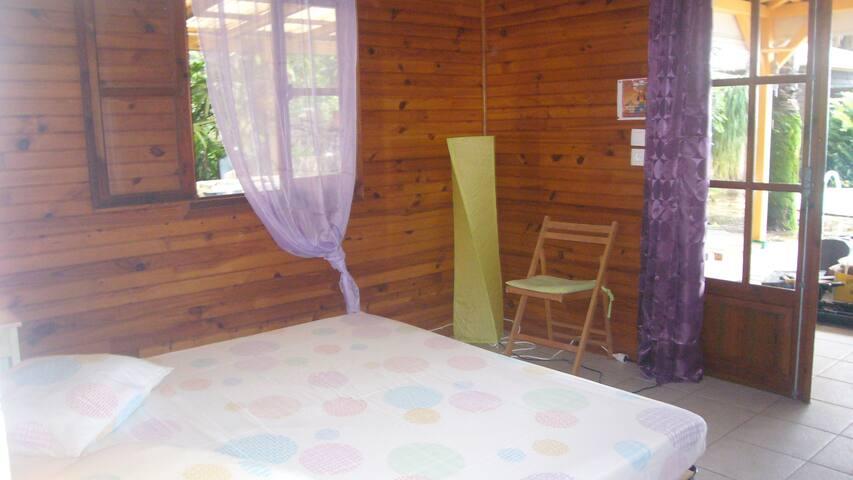 Chambre d'hôtes Zen avec ti-déj. - Pointe Noire - Bed & Breakfast