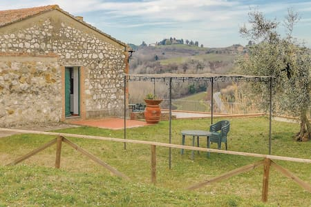 Holiday apartment with 1 bedroom on 35m² in Montaione