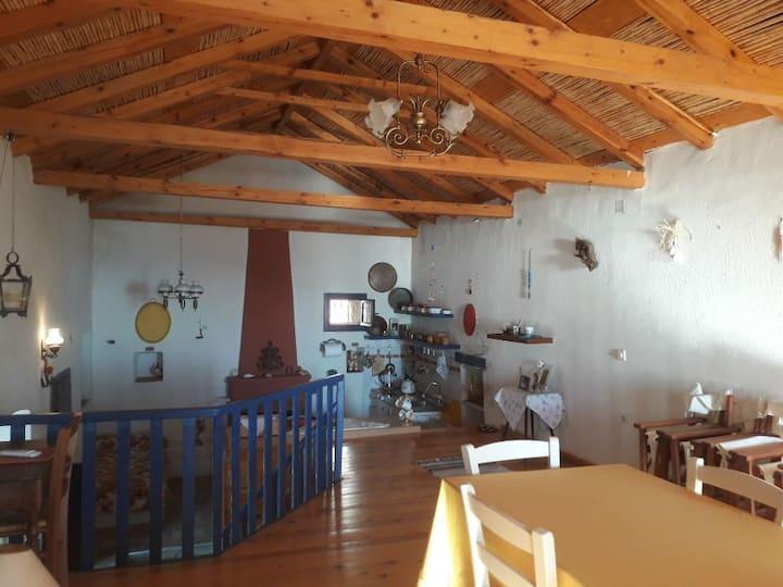La Casa Tryphon, une maison traditionnelle grecque