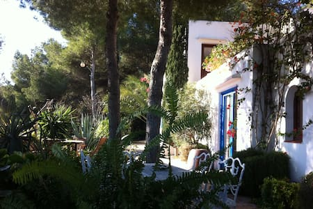 GREAT HOUSE WITH SEA VIEWS IN CAN BELLOTERA AREA - Ίμπιζα