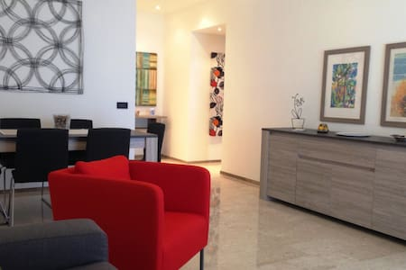 Exclusive 120 sqm apartment - Mailand - Wohnung