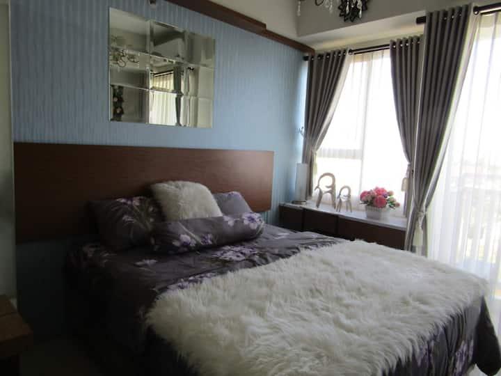 Nice 1 Bedroom @ Malioboro City Regency Apartement
