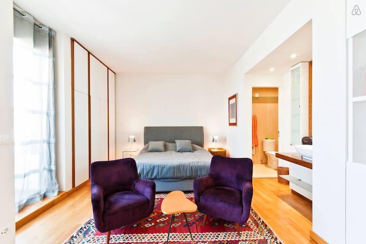 3 Bed Flat Design, Beirut Sursok