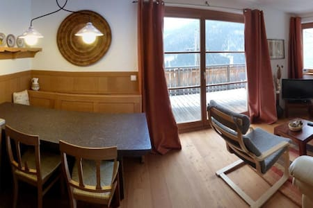 New Bright Flat with Panoramic View - Bad Kleinkirchheim - アパート