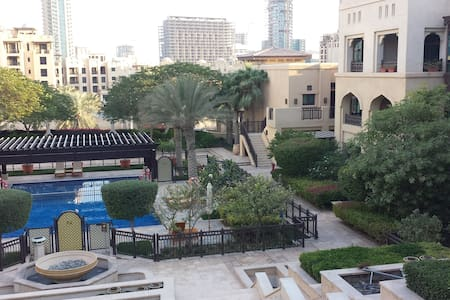 Luxury Apartment in Downtown Dubai! - Dubai - Wohnung