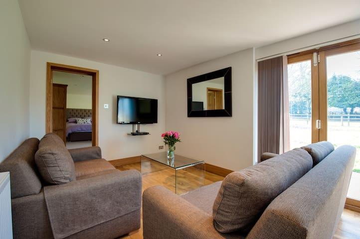 Bramble, luxury in idyllic setting - Groombridge - Flat