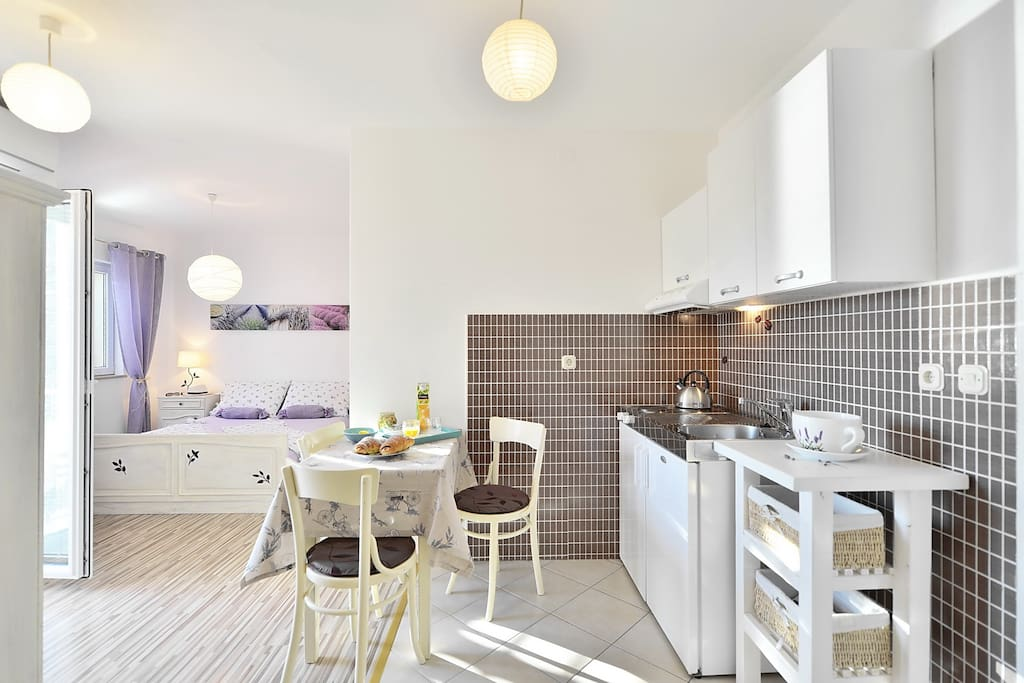 Studio Apartment (for 2 persons)