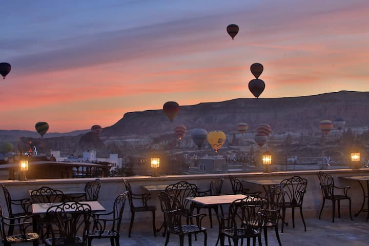 Caravanserai Inn Hotel(GOREME-CAPPADOCİA)