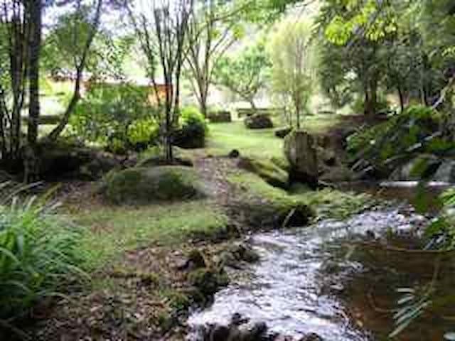 Suíte casal 24km Paraty na Estrada Real - Cunha - Apartment