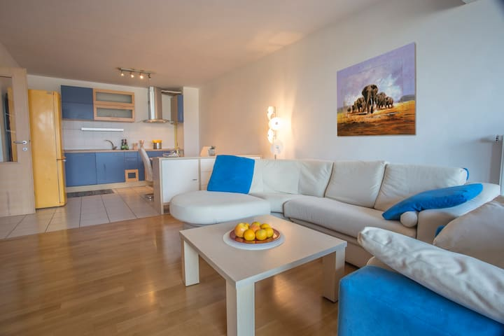 SPACIOUS NEW APP SEA, MOUNTAIN VIEW - Koper - Apartment